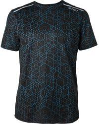 2XU Ghst Printed X Lite Pro Stretch-jersey T-shirt - Black