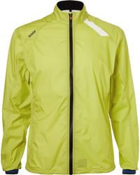 Soar Running Waterproof Shell Jacket - Yellow
