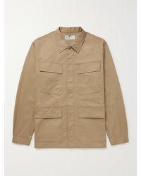 Universal Works Fatigue Cotton-blend Twill Jacket - Brown
