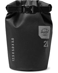Herschel Supply Co. Trail 2l Tarpaulin Dry Bag - Black