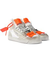 64b2170a3d6bc8 Men's Off-White c/o Virgil Abloh Low-top sneakers On Sale - Lyst