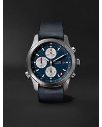 Bremont Limited Edition Automatic Gmt Chronograph 43mm Stainless Steel And Leather Watch, Ref. No. Alt1-zt-bl-r-s - Blue