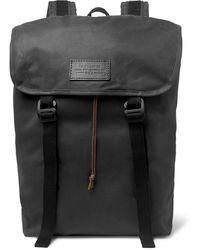 Filson Ranger Twill Backpack - Black