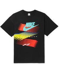 eea5cca6b023 Lyst - Nike Nrg All Conditions Gear Men s Logo T-shirt for Men