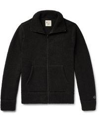 Todd Snyder - Polartec Fleece Zip-up Sweatshirt - Lyst