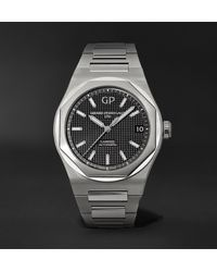 Girard-Perregaux Laureato Automatic 42mm Stainless Steel Watch - Black