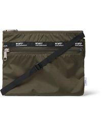 WTAPS Sling Bag - Green