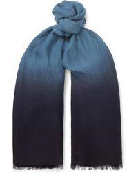 Bottega Veneta - Dégradé Wool Scarf - Lyst