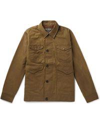 Filson - Waxed-cotton Jacket - Lyst