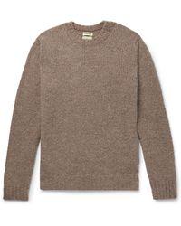 De Bonne Facture Pecora Nera Wool Jumper - Multicolour