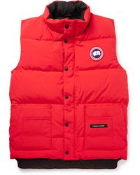 Canada Goose - Freestyle Quilted Shell Down Gilet - Lyst