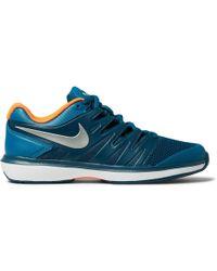 Nike - Air Zoom Prestige Rubber-trimmed Mesh Tennis Sneakers - Lyst