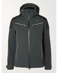 Kjus Formula Hooded Ski Jacket - Green