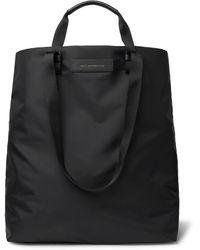 Want Les Essentiels De La Vie Dayton Xl Nylon Tote Bag - Black