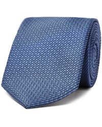 Brioni - 8cm Silk Tie - Lyst