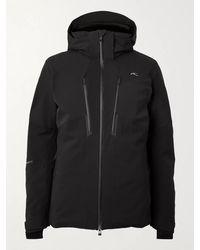Kjus Evolve Padded Ski Jacket - Black