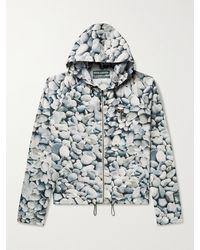 Reese Cooper - Printed Ripstop Hooded Jacket - Lyst
