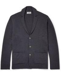 John Smedley - Oxland Merino Wool Jacket - Lyst
