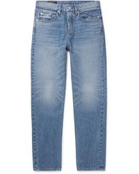 Enfants Riches Deprimes Skinny-fit Denim Jeans - Blue
