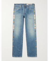 Kapital Embellished Jeans - Blue