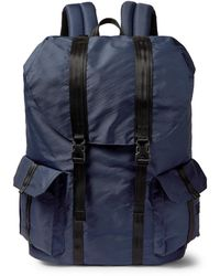 Herschel Supply Co. Shell-jacquard Backpack - Blue