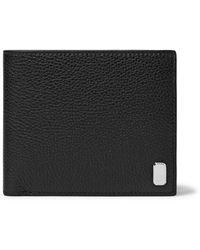 Dunhill Belgrave Full-grain Leather Cardholder - Black