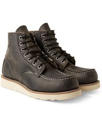 Red Wing - 8890 Moc Leather Boots - Lyst