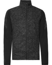 Under Armour - Storm Out & Back Jersey-panelled Printed Shell Jacket - Lyst