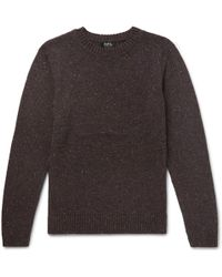 Rory Lyst c Wool p Sweater A Mélange SqnEEH