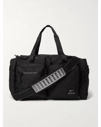 Nike Utility Power Small Duffel Bag - Black
