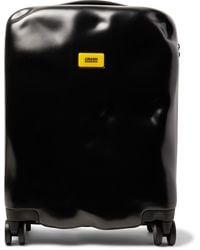 Crash Baggage Icon Cabin Polycarbonate Suitcase - Black