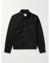 Rag & Bone Definitive Denim Jacket - Black