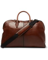 Berluti | Bowling Gm Leather Holdall | Lyst
