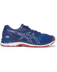 Asics - Gel-nimbus 20 Mesh Running Trainers - Lyst