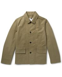 Margaret Howell - Mhl Cotton-drill Jacket - Lyst