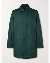 Sunspel Paul Weller Recycled Shell Raincoat - Green