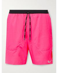 Nike Flex Stride Dri-fit Shorts - Pink