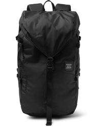 efa7b4bbfb9 Lyst - Herschel Supply Co. Trail Barlow Backpack 31.5l in Black for Men