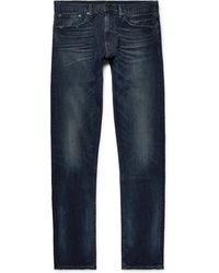 Polo Ralph Lauren - Sullivan Slim-fit Stretch-denim Jeans - Lyst