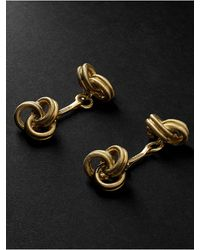 Buccellati Gold Cufflinks - Metallic