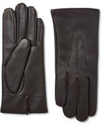 Dents - Bath Cashmere-lined Leather Gloves - Lyst