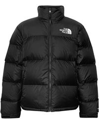 The North Face 1996 Nuptse Quilted Nylon-ripstop Down Jacket - Black