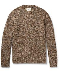 Folk - Chunky-knit Sweater - Lyst