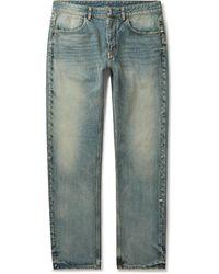 Givenchy Studded Jeans - Blue