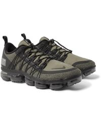 87a6800f3cae2 Nike - Air Vapormax Run Utility Water-repellent Sneakers - Lyst
