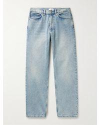 NN07 Elton 1848 Straight-leg Jeans - Blue