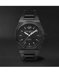 Girard-Perregaux Laureato Ceramic 42mm - Black