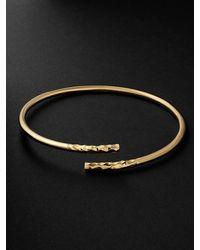 Laud 18-karat Gold Bracelet - Metallic