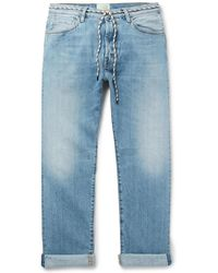 Aries - Lilly Selvedge Denim Jeans - Lyst