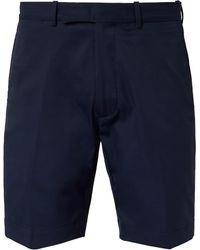 RLX Ralph Lauren Cypress Slim-fit Shell Golf Shorts - Blue